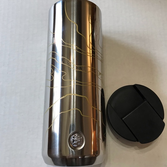 Starbucks 2018 Stainless 16 oz Travel Cup